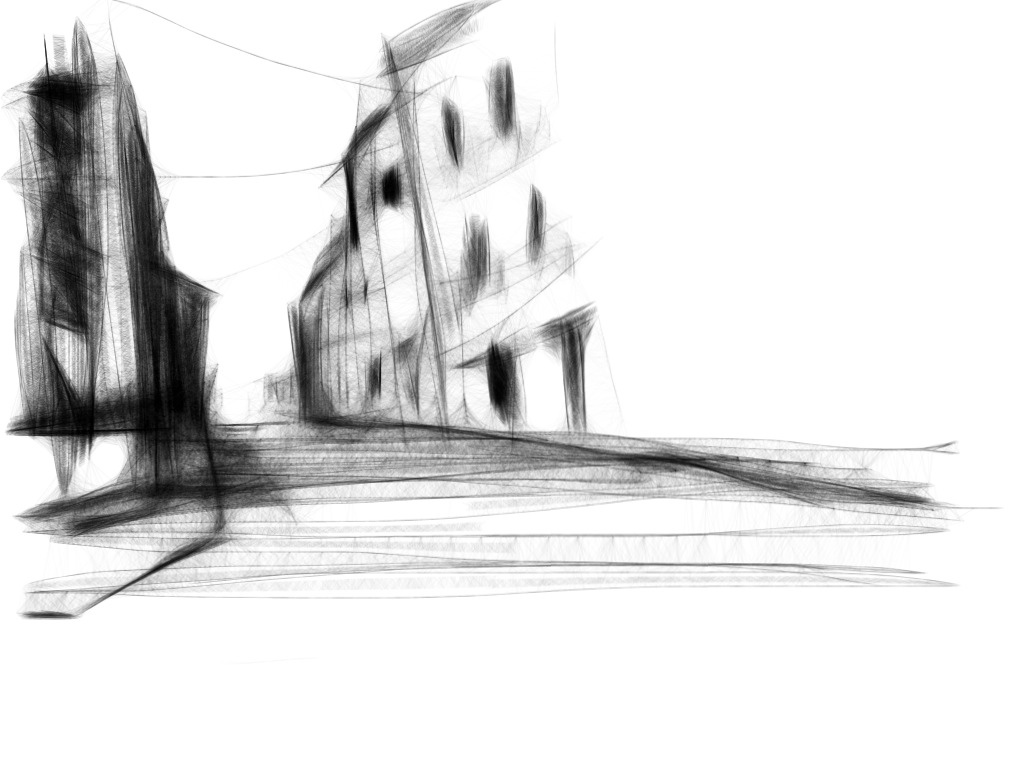 Could the iPad be the newest sketching tool?