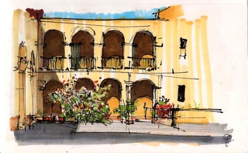 Sketchcrawl 31: San Juan, PR